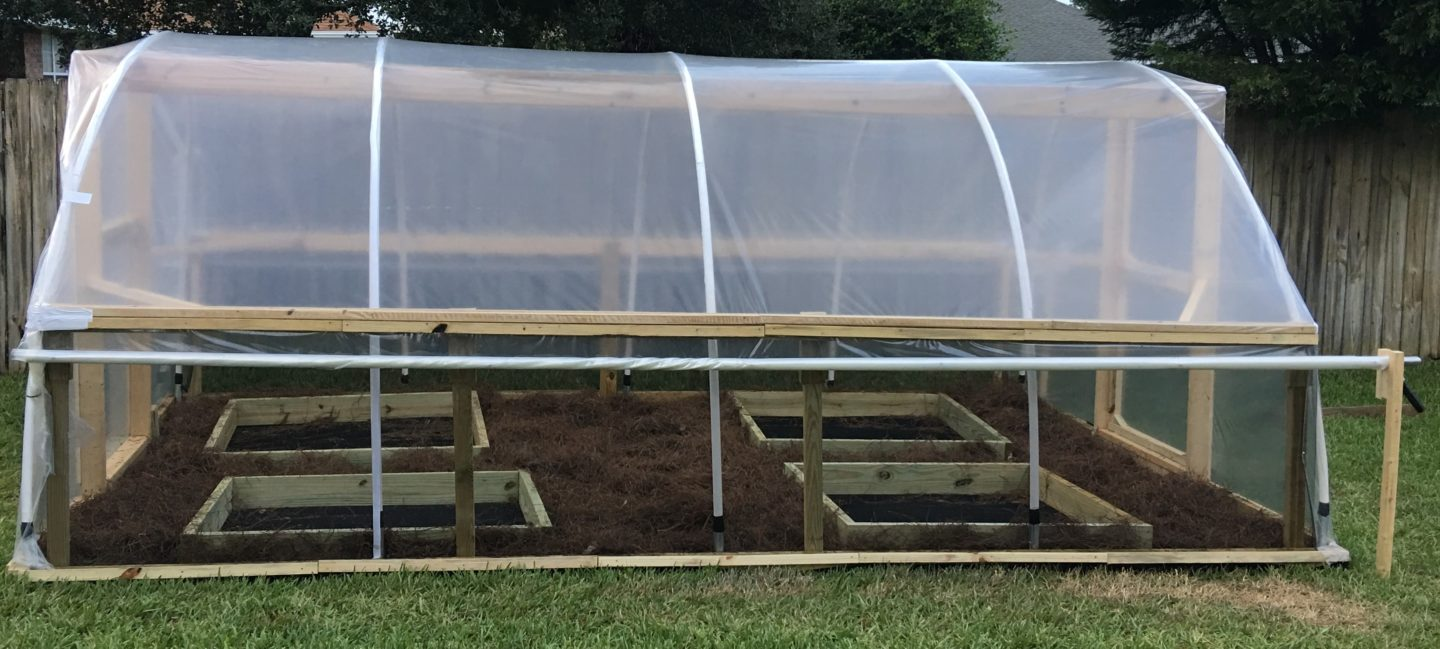 Cheap hoop house greenhouse pictures